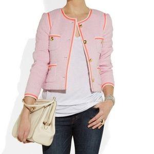 ❗J. Crew Amanda Pink Tweed Blazer in SZ.2❗